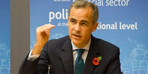 Mark Carney FSB Bank of England