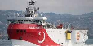 Mediterranee orientale: la grece prete a discuter si la turquie continue a se desengager