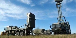 missiles VL-MICA Mistral MBDA Botswana