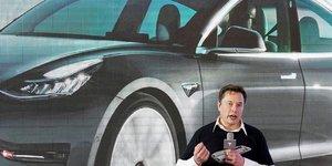 Musk dit avoir contacte apple par le passe pour revendre tesla