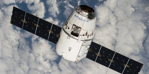 NASA Falcon 9 SpaceX Station spatiale internationale ISS