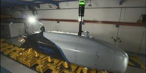 Naval Group drone sous-marin océanique