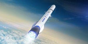New Glenn Jeff Bezos Blue Origin