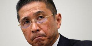 Nissan nommerait son dg hiroto saikawa president par interim, rapporte le financial times