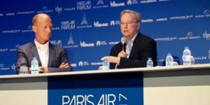 PAF, Paris Air Forum, Google, Airbus, Eric Schmidt, Tom Enders