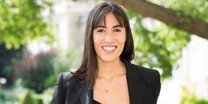 Paula Forteza, députée LREM, numérique