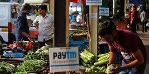 PayTM, fintech, paiement, banque, finance