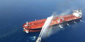 Petroliers: l'iran clame son innocence, s'erige en gardien d'ormuz
