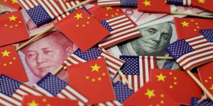 """Provoquer des conflits commerciaux est du """"terrorisme economique"""", dit pekin"""