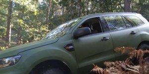 Renault Trucks Defense Jean-Yves Le Drian