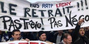 retraites, manifestation, mobilisation, 17 décembre, Paris, syndicats, unitaire