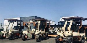 Sabi-Agri conCoit, fabrique et commercialise des agroEquipements Electriques