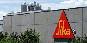 Sika veut renforcer sa dynamique d'acquisitions