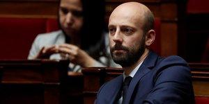 Stanislas Guerini, La République En Marche, LREM