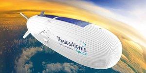 Stratobus Thales Alenia Space