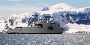 Thales contrat Canada marine