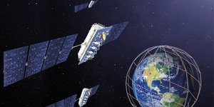 Thales LeoSat Hispasat Sky Perfect JSAT