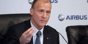 Tom Enders, Airbus