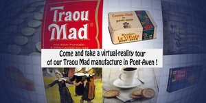 Traou Mad, biscuits