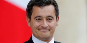 """Un depute lr porte plainte contre darmanin pour """"menace"""""""
