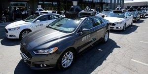 Une femme meurt aux usa percutee par une voiture autonome d'uber