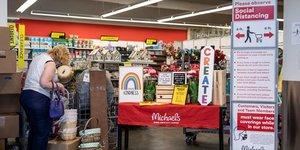 Usa: hausse de 0,3  des prix a la consommation en janvier