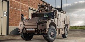 vEhicules blindEs Serval VBMR-L Scorpion Nexter Texelis