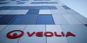 Veolia vise une & 34 forte croissance& 34  de ses resultats en 2021