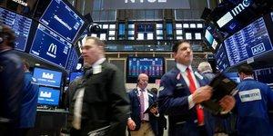 Wall street attendue en baisse